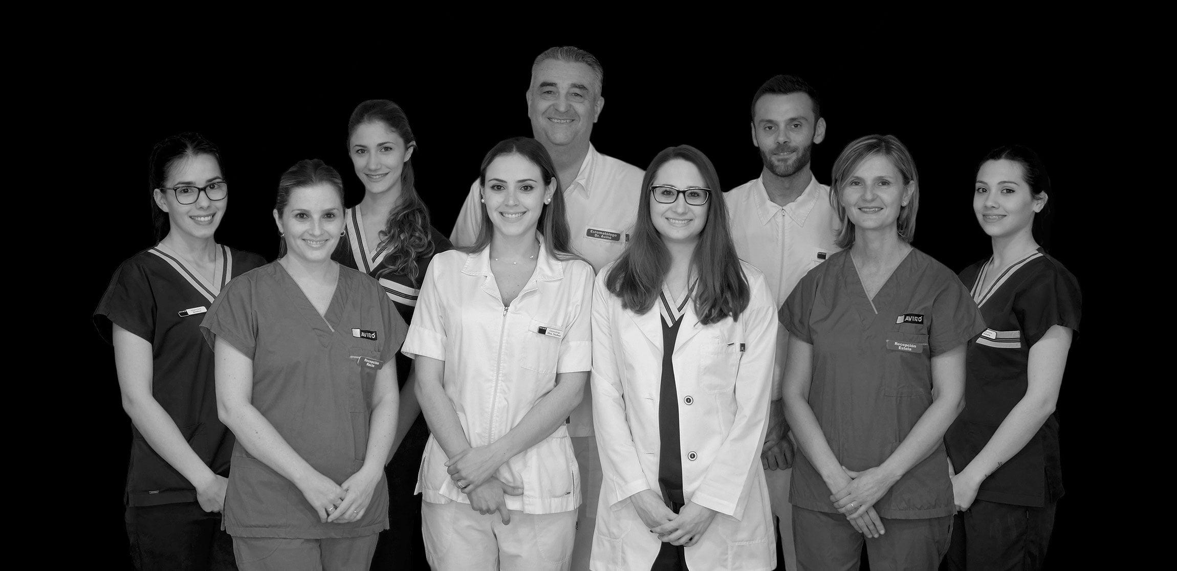 equipo clínica