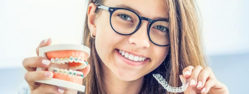 Estética dental Valencia: tipos de ortodoncia